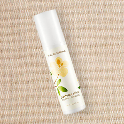 (Nature Republic) Perfume Mist Cotton Flower