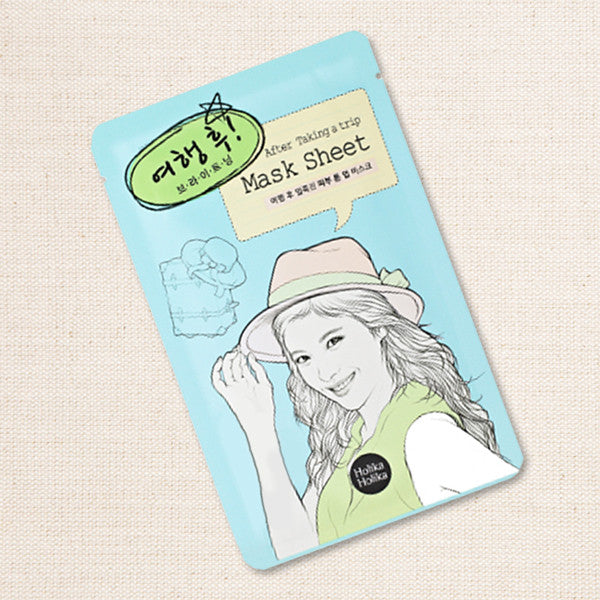 (Holika Holika) After Taking a Trip Mask Sheet