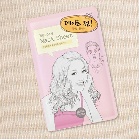 (Holika Holika) Before Mask Sheet-Date