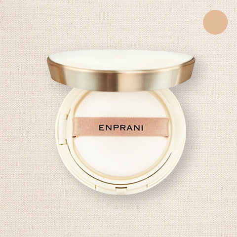 (Enprani) Volume-Up Covering Cushion #21 Light Beige