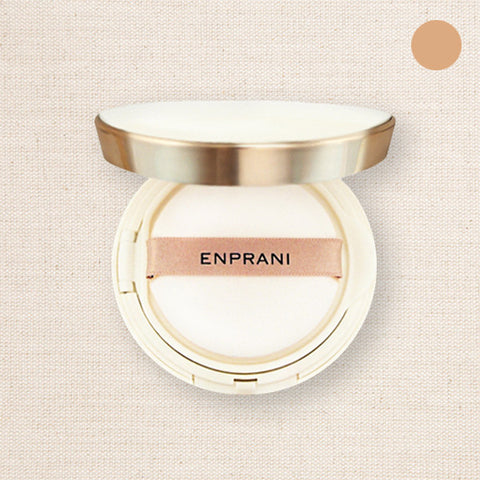 (Enprani) Volume-Up Covering Cushion #23 Natural Beige