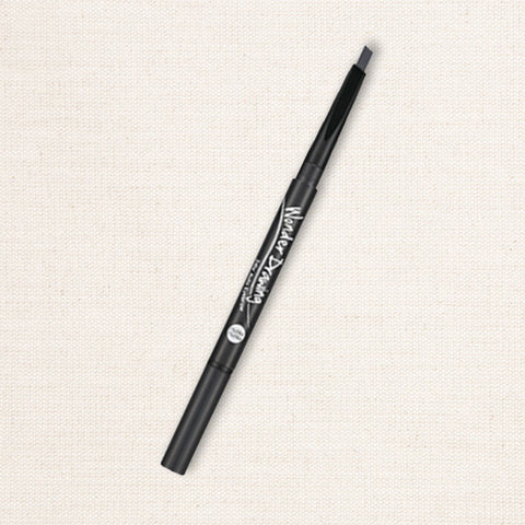 (Holika Holika) Wonder Drawing 24HRS Auto Eyebrow Gray Black