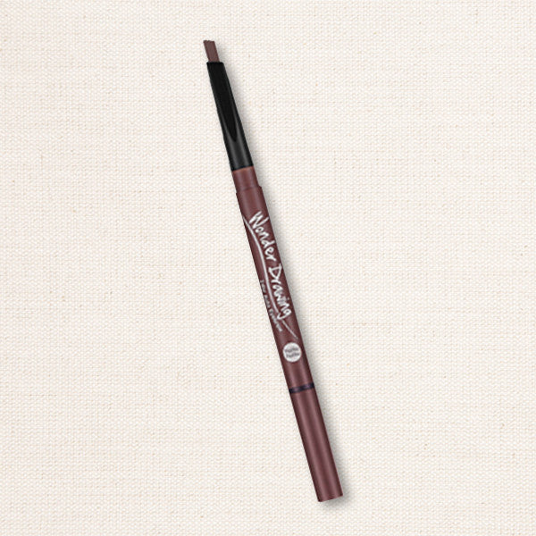 Holika Holika Wonder Drawing 24hrs Auto Eyebrow Red Brown Kskin