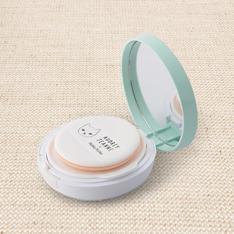 (Holika Holika) Face 2 Change DoDo Cat Glow Cushion BB #21 Bright Beige