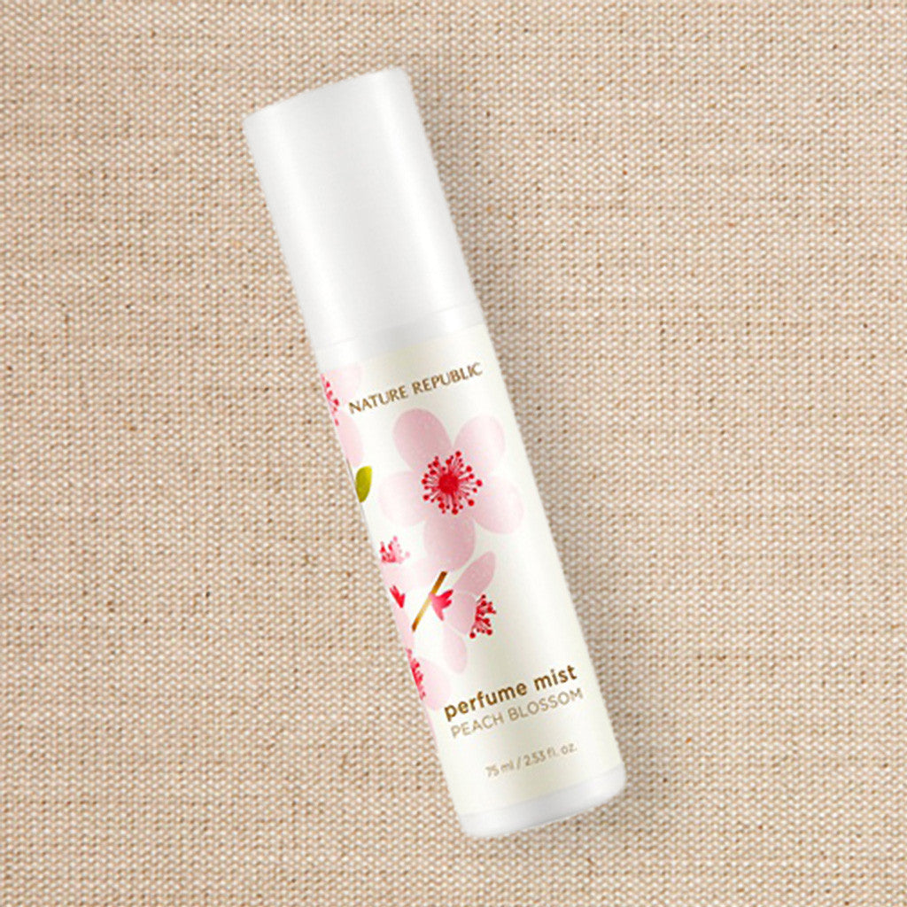 (Nature Republic) Perfume Mist Peach Blossom
