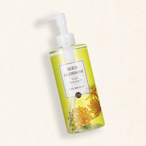(Holika Holika) Seed Blossom Fresh Cleansing Oil
