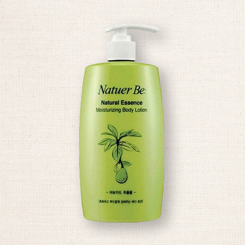 (Natuer Be) Natural Essence Moisturizing Body Lotion