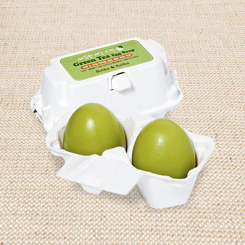(Holika Holika) Green Tea Egg Soap