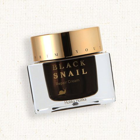 (Holika Holika) Prime Youth Black Snail Repair Cream