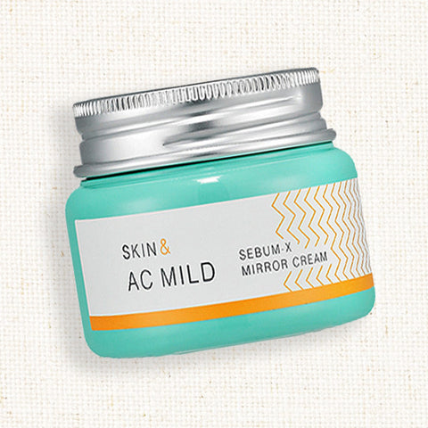 (Holika Holika) Skin & AC Mild Sebum-X Mirror Cream