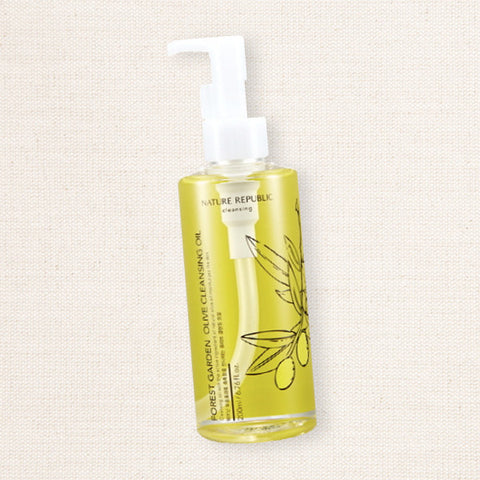 (Nature Republic) Forest Garden Olive Cleansing Oil