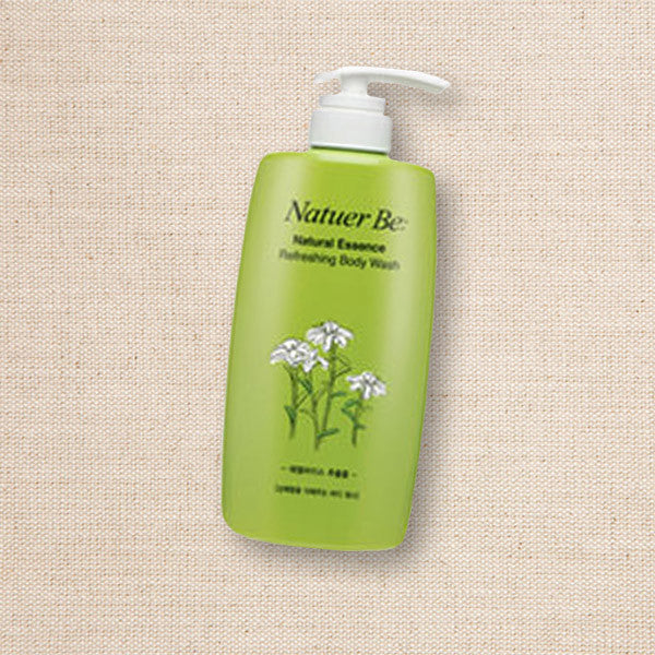 (Natuer Be) Natural Essence Moisturizing Body Wash