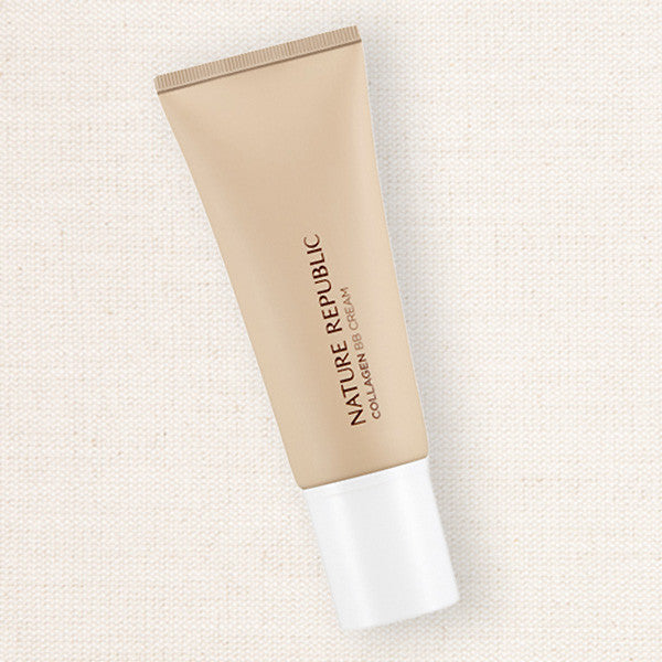 (Nature Republic) Nature Origin Collagen BB Cream SPF25 01 Light Beige
