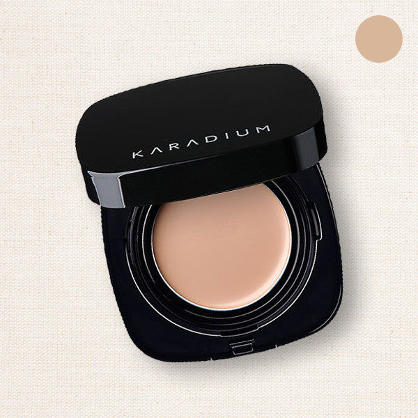 (Karadium) Essence Cover Foundation Pact SPF30 PA++ 23 Natural Beige
