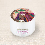 (Nature Republic) Shea Butter Steam Cream-Ultra