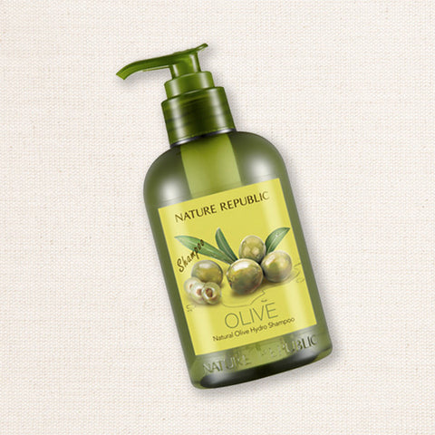 (Nature Republic) Natural Olive Hydro Shampoo