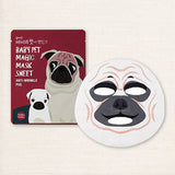 (Holika Holika) Baby Pet Magic Mask Sheet Anti-Wrinkle Pug