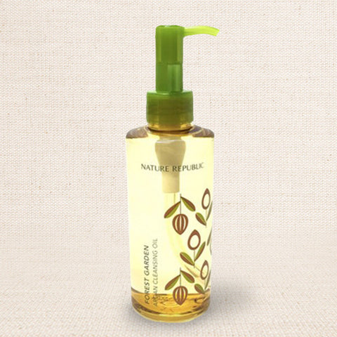 (Nature Republic) Forest Garden Argan Cleansing Oil
