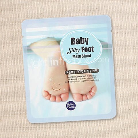 (Holika Holika) Baby Silky Foot Mask Sheet