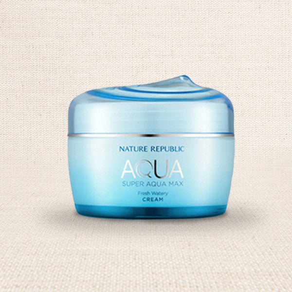 (Nature Republic) Super Aqua Max Fresh Watery Cream