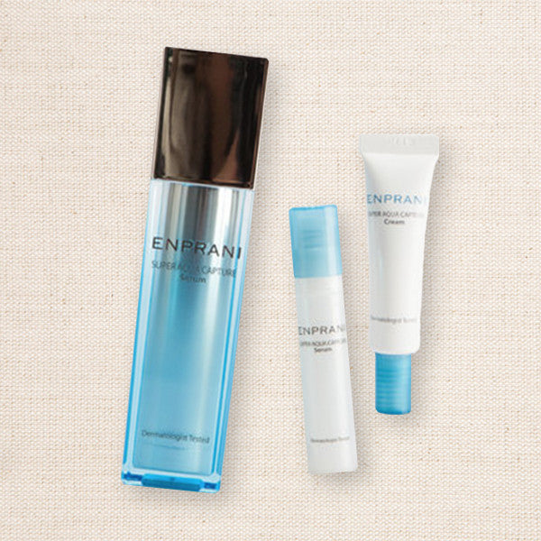 (Enprani) Super Aqua Capture Serum Set / Combination