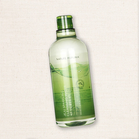 (Nature Republic) Jeju Sparkling Cleansing Water
