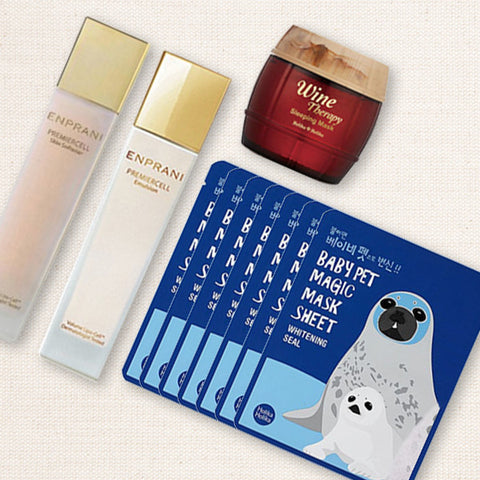 Kskin Intensive Wrinkle Care Premium Set