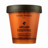 (Nature Republic) Argan Essential Deep Care Hair Pack