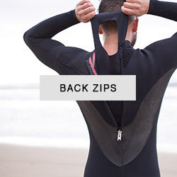 Backzips custom wetsuits