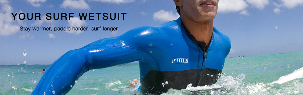 Custom Surf Wetsuits