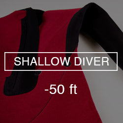 Shallow Diver Wetsuits