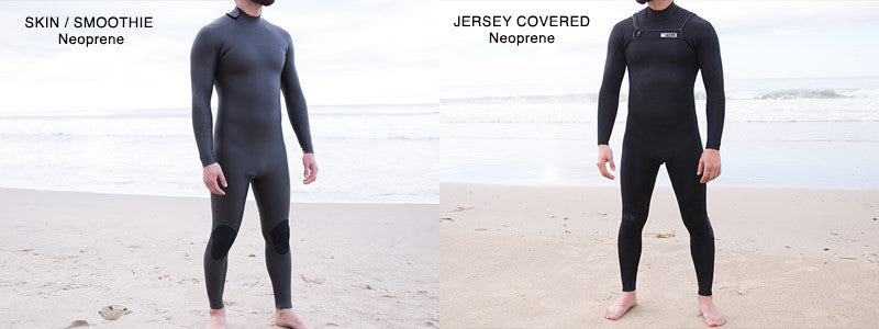 Smoothy / Skin Material Wetsuit