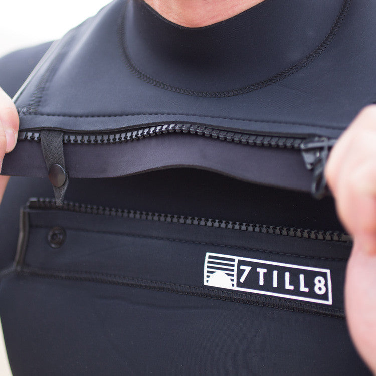 Zipper for Chest Zip Wetsuit