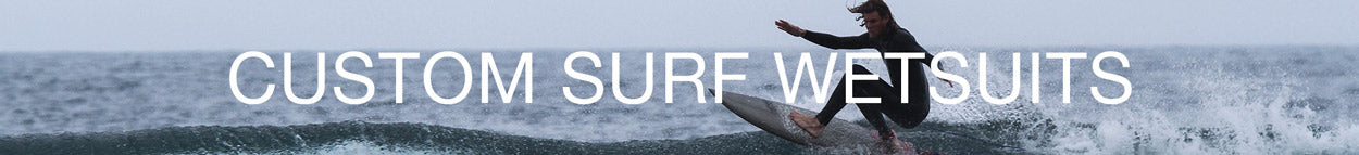 Surf Custom Wetsuits