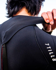 Surf Fullsuit backzip - 7TILL8 Wetsuits