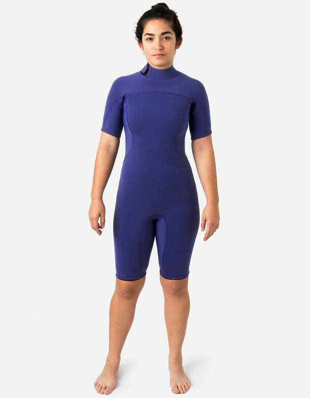 Custom Womens Surf Springsuit