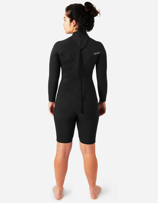 Custom Womens Dive Long Sleeve Springsuit