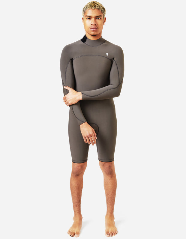 Custom Mens Surf Long Sleeve Springsuit