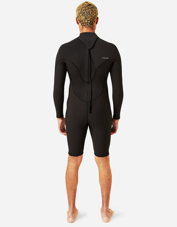 Custom Mens Dive Long Sleeve Springsuit