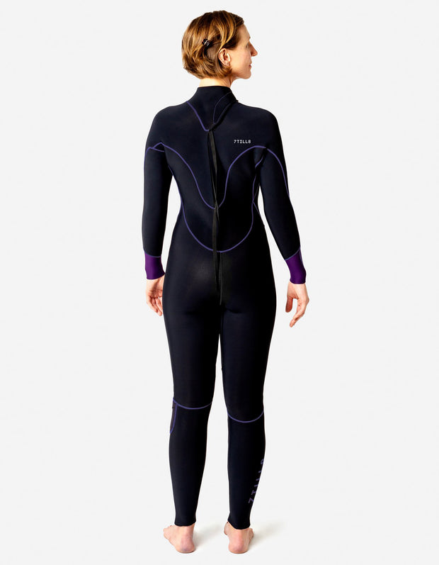 Custom Womens Dive Fullsuit