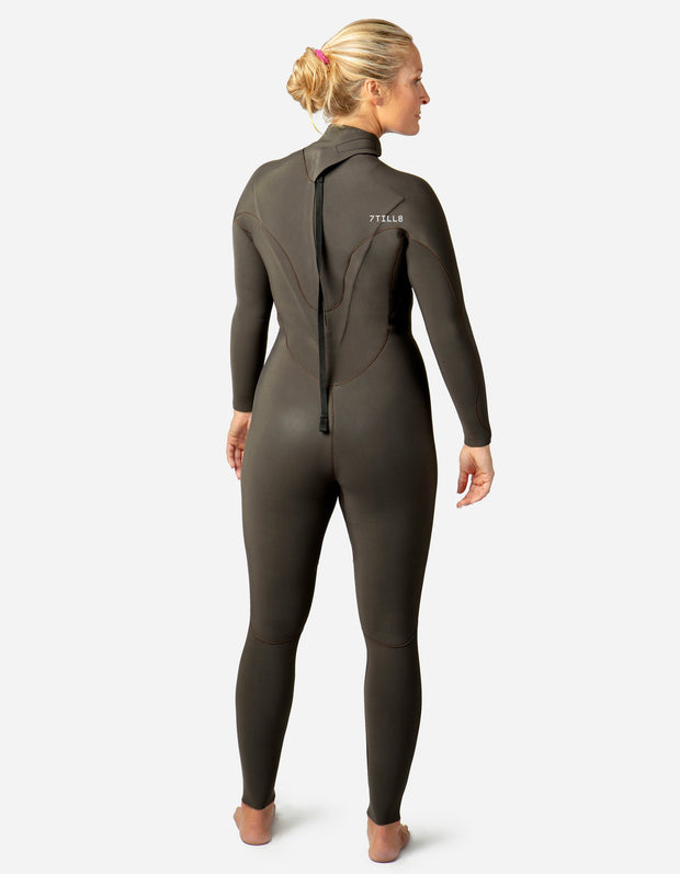 Custom Womens Surf Fullsuit