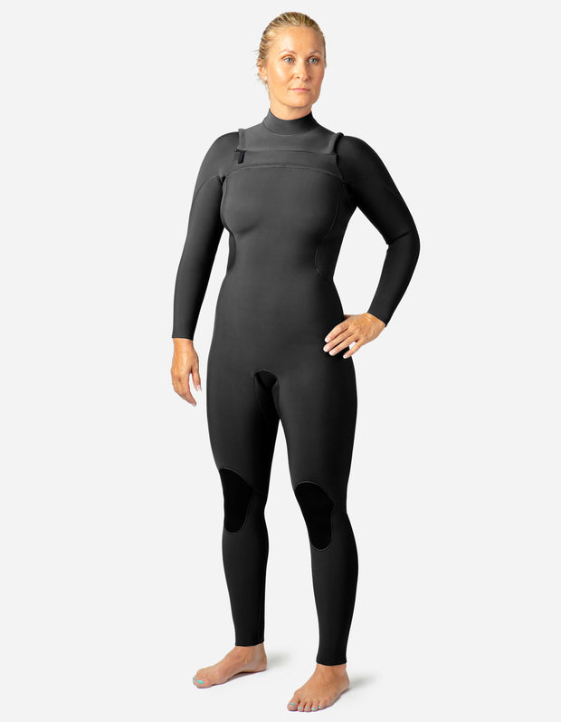 Reversible Custom Womens Surf Fullsuit - 7TILL8 Wetsuits