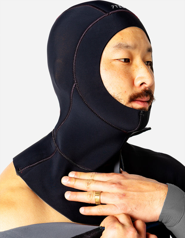 Custom Mens Dive Separated Hood