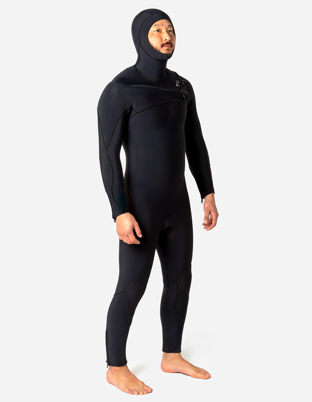Custom Mens Dive Hooded Fullsuit