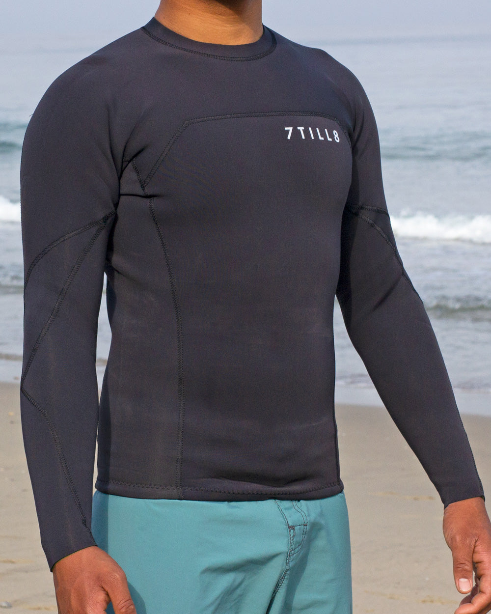 Surf Pullover Top - 7TILL8 Wetsuits