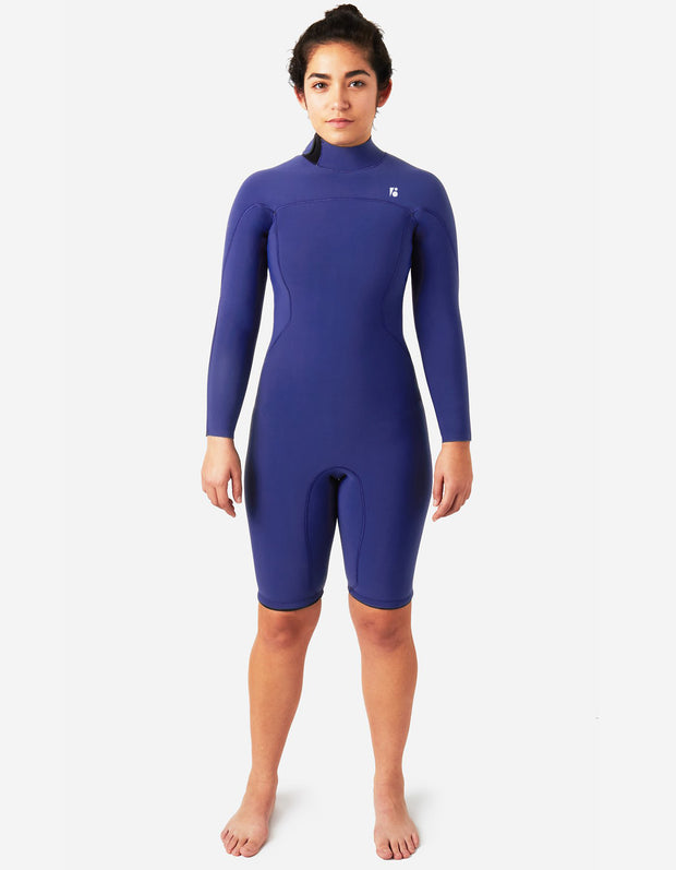 Custom Womens Surf Long Sleeve Springsuit