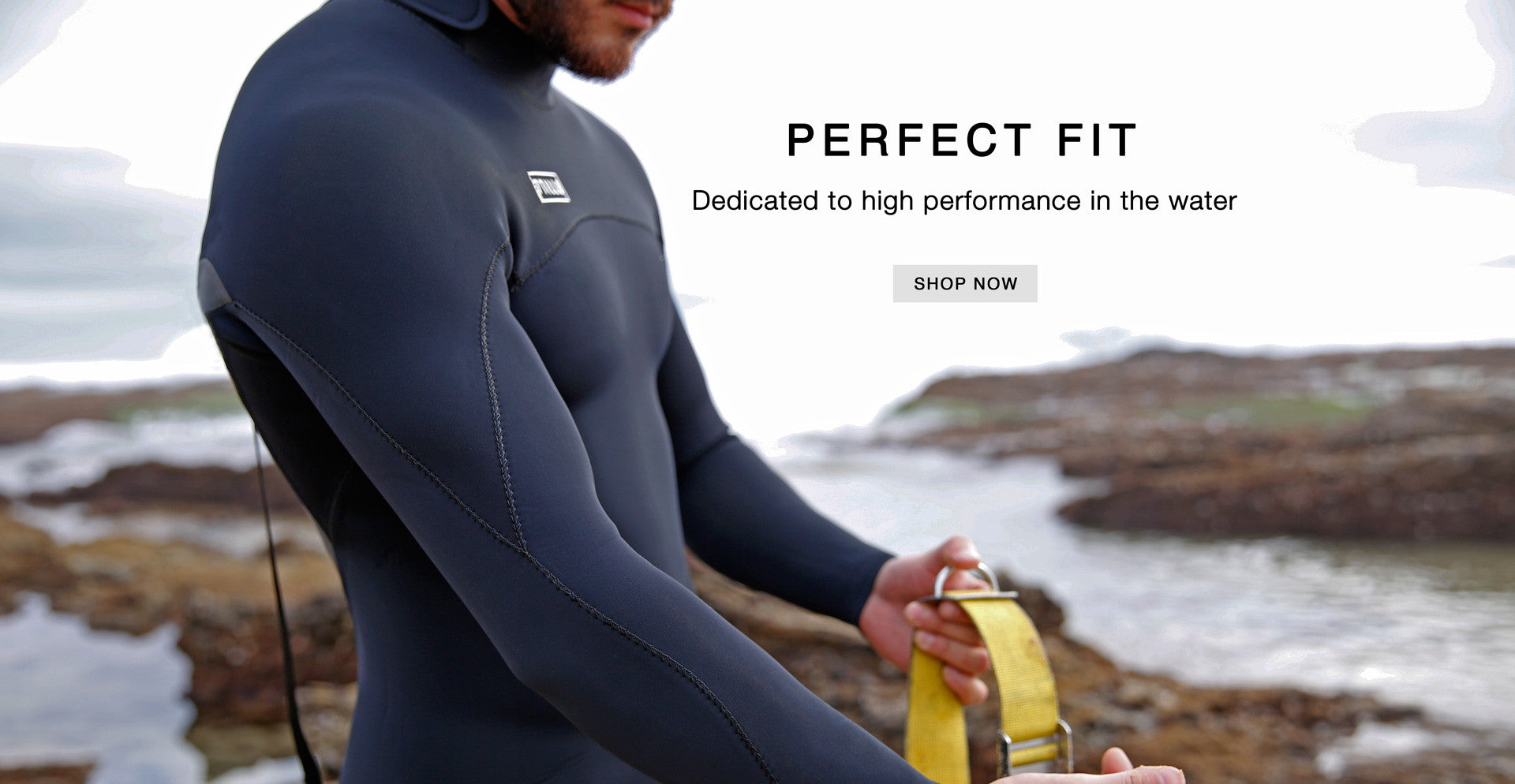 Custom Fitted Wetsuits