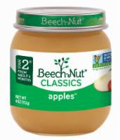 Beech-Nut Classics Stage 2, 4 oz Apples