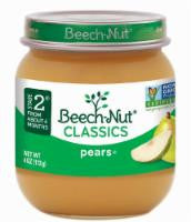 Beech-Nut Classics Stage 2, 4 oz Pears