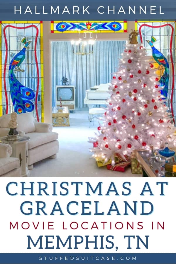Christmas At Graceland Hallmark.10 Memphis Spots In The New Christmas At Graceland